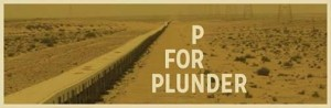 p plunder